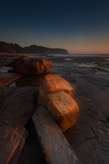 Turimetta Sunrise (RoosterMan64) Tags: australia dawn landscape longexposure nsw northernbeaches rock rockshelf seascape sunrise turimetta