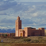 Mosque - Road of the Kasbahs, Morocco - Nov 2018 thumbnail