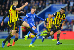 Leicester City v Watford (Alex Hannam) Tags: lcfc leicestercityfootballclub leicestercity leicestercityfc watford football jamesmaddison