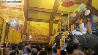 Paramekkavu Bhgavathy Temple Vela - Koorkenchery Desapattu on 01.01.2019