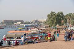Beach front in Aqaba, Jordan (George Pachantouris) Tags: jordan hasemite petra aqaba amman middle east travel tourism holiday warm arab arabic sea port islam