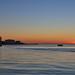 Il tramonto di Trieste