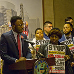 Ugo Okere for the 40th Ward Ward City of Chicago Aldermanic Candidates Press Conference to Support Civilian Police Accountability Council Chicago Illinois 1-9-19 5576 thumbnail