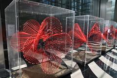 remembrance art trail (boggled) Tags: art markhumphrey london canarywharf nikond5500 remembrance