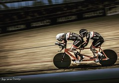 NK baanwielrennen tandem (Arjan van den Oudenrijn) Tags: panning velodrome inside trackcycling stieves bos patrick track cycling wielrennen baanwielrennen tandem vandenoudenrijn oudenrijn arjan adrianusz adrianus adrianuz