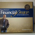 ONLY 3 HOURS LEFT to bid on this brand new Dave Ramsey Financial Peace University Membership Kit! BRAND... thumbnail