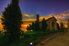 L'alba sui colli tortonesi (Gianni Armano) Tags: alba piemonte colli italia tortonesi foto alessandria gianni armano photo flickr