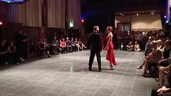 """Liz & Yannick dance """"Loca"""" (Orq. Juan D'Arienzo)"""