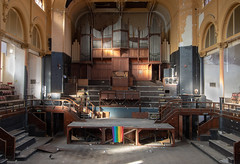 Methodist Central Hall (scrappy nw) Tags: methodistcentralhall methodist central hall abandoned scrappynw scrappy derelict decay forgotten canon canon750d birmingham ue urbex urbanexploration urbanexploring uk england rotten organ nightclub church religion