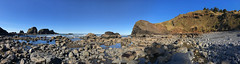 Cannon Beach at Pacific Coast in OR (landscapesinthewest) Tags: cannon beach pacific coast oregon landscapes west northwest panorama panoramic american
