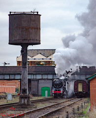 70013 Oliver Cromwell (LMSlad) Tags: great central railway 70013 oliver cromwell 462 pacific br riddles loughborough