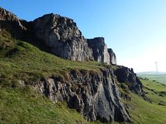 Harborough Rocks (freestones999) Tags: derbyshire signposts