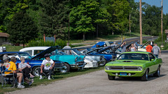 Barracuda (jmishefske) Tags: 2018 d850 duster nikon plymouth event car july auto beloitroad post vfw show