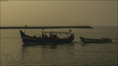 I am returning home (Sanketh Kamath) Tags: beypore fishermen kera kozhikode calicut