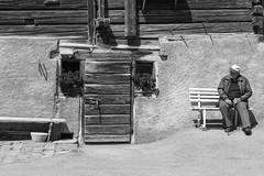 end of working day (Leica Monochrome) Tags: engadin bündnerland architektur traditionell sanbernardino monochrome bw bauernhaus fotopark blackandwhite