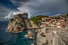 Dubrovnik, Croatia (Sunset Dogs) Tags: