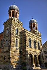 Die Alte Synagoge (Helmut Reichelt) Tags: synagoge alt architektur kitzingen unterfranken franken bavaria deutschland germany sommer august leica leicam typ240 captureone11 dxophotolab leicasummilux35mmf14asphii