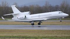 LX-SHS (Breitling Jet Team) Tags: lxshs luxaviation euroairport bsl mlh basel flughafen lfsb eap