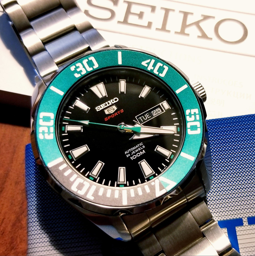 884fc459434 The World s newest photos of 5 and seiko - Flickr Hive Mind