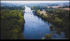 180923-0180-MAVICP-HDR.JPG (hopeless128) Tags: mavicpro france eurotrip drone river bridge vienne 2018 manot charente fr