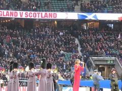 England v Scotland 2019 09 (oldfirehazard) Tags: england scotland rugbyunion rugby 6nations 2019 twickenham london outdoor sport international stadium march engvsco anthem laurawright