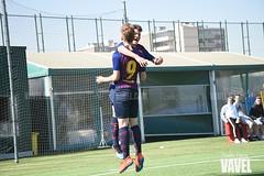 DSC_9705 (VAVEL España (www.vavel.com)) Tags: fcb barcelona barça masia cadete base cantera formativo nàstic dh fútbol football futebol soccer blaugrana azulgrana