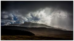 Storm over Ben Hiant (muddybootsuk) Tags: benhiant storm rain wind ardnamurchan peninsular kilchoan tobermory isleofmull mallaig scotland westenisles muddybootsuk greatbritain unitedkingdon nikond810 ferry trip whisky