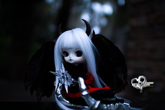With In Your Loving Hand (dreamdust2022) Tags: lilim cute charming sweet playful shy smart magical school demon little young girl doll dal
