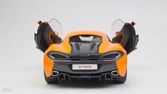 McLaren 570S-11 (M3d1an) Tags: mclaren 570s autoart diecast composite 118 miniature