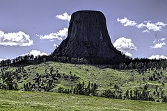 Devils Tower-3-Exposure (landscapes through the lens) Tags: devilstower wyoming blackhills landscape scenic