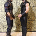 """I See You've Copied My Beard"" (ShellyS) Tags: steverogers captainamerica thor hottoys actionfigures explore"