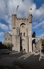 Gravensteen (itmpa) Tags: ghent eastflanders belgium be gravensteen castleofthecounts castle 1180 12thcentury museum philipofalsace gent archhist itmpa tomparnell canon 6d canon6d composite stitched stitch
