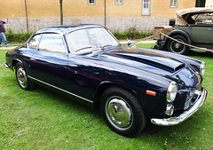 Lancia Flaminia Sport (Zagato) 1963 (Zappadong) Tags: lancia flaminia sport zagato 1963 classic days schloss dyck 2017 zappadong oldtimer youngtimer auto automobile automobil car coche voiture classics oldie oldtimertreffen carshow