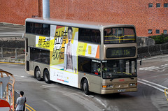 Kowloon Motor Bus Dennis Trident 12m Duple Metsec (nighteye) Tags: kowloonmotorbus kmb 九龍巴士 dennis trident 12m duplemetsec atr284 jt6076 route11k hongkong bus