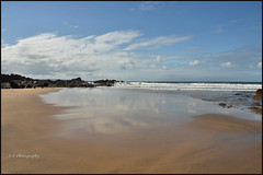 13.09.18 Duck Pool.. (A.P.PHOTOGRAPHY.) Tags: duckpool bude cornwall beaches sea waves sand rocks sky clouds