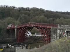 Ironbridge (daveandlyn1) Tags: bridge theironbridge riversevern shropshire telford smartphone psdigitalcamera cameraphone pralx1 p8lite2017 huawei