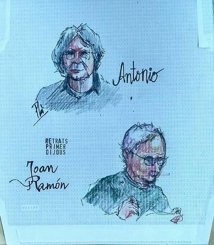 Antonio & Joan Ramón