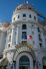 Le Negresco, Hotel Facade, Promenade des Anglais, Nice (Peter Cook UK) Tags: france le hotel promenade 2019 nice anglais negresco facade south dazur cote des