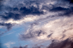 Shattering sky (ericbeaume) Tags: nikon d5500 sigma 18300mm sky ciel nuages clouds colors naturallight ericbeaume