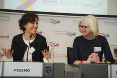 The 2018 Government Transformation Summit (lisboncouncil) Tags: paola pisano torino italy bjorg tysdal moe stavanger norway eu brussels europe lisbon council college accenture european centre for government transformation