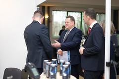 Wiceminister Jarosław Zieliński na konferencji INSEC 2018 (15.11.2018) (Ministerstwo Spraw Wewnętrznych i Administracji) Tags: wiceminister jarosławzieliński insec2018 warszawa konferencja bezpieczeństwo