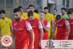 Poppies vs Lymington town