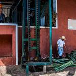 2018 - Mexico - Hacienda Sotuta de Peón - Henequen Processing Plant thumbnail