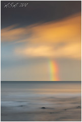 "Rainbows End (""A.S.A."") Tags: rainbow cloud seascape longexposure slow shutter coast sea nd110 neutral density filters sonya7rmkii canonef70200mmf4lisusm leefilters 06hardgrad lee105mmpolariser irnd bigstopper crimdonbeach rocks cleveland teeside asa2018"
