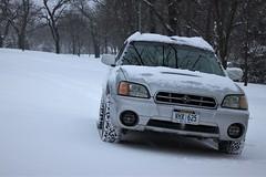 IMG_2820 (86Reverend) Tags: 2006 subaru baja turbo lifted anderson design fabrication adf method race wheels 502 bf goodrich ko2 winter snow