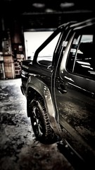 VW Amarok dark label (I line photography) Tags: pickuptruck truck reflection shine vw vwamarok darklabel rollbar