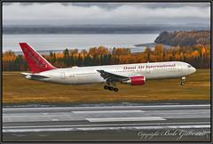 N477AX Omni Air International (Bob Garrard) Tags: n477ax omni air international boeing 767 anc panc