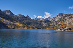 Convict Lake (AgarwalArun) Tags: sony a7m2 sonyilce7m2 landscape scenic nature views easternsierra lakes leaves autumn fallfoliage mountains inyonationalforest convictlake