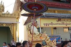 Ordination ceremony for novice Buddhist monks, Shwedagon Pagoda, Yangon (10) (Prof. Mortel) Tags: myanmar burma yangon rangoon buddhist pagoda shwedagon monks