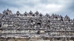 Borubudur (Hans van der Boom) Tags: vacation holiday asia indonesia indonesië java borubudur id